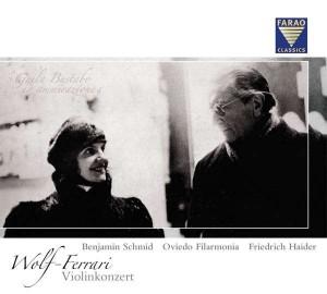 Wolf-Ferrari Violinkonzert